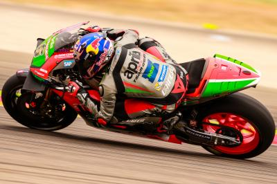 "Bradl: ""I am happy with the top 10"""