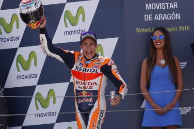 MotoGP Rewind: Ein Rückblick auf den #AragonGP