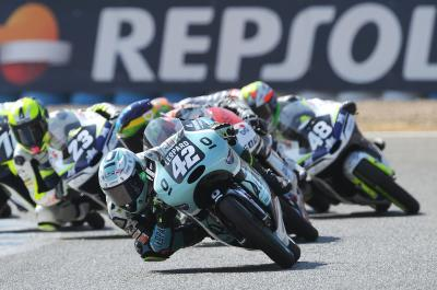 Victories for Ramírez and Arbolino in Jerez
