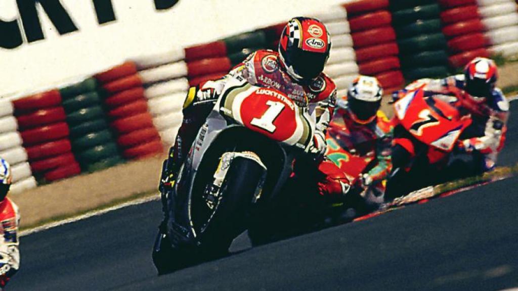 Kevin Schwantz ,Suzuka, 1994