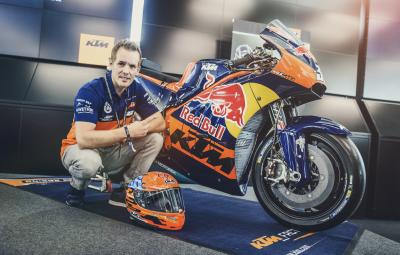 Kallio e il progetto KTM nella classe regina