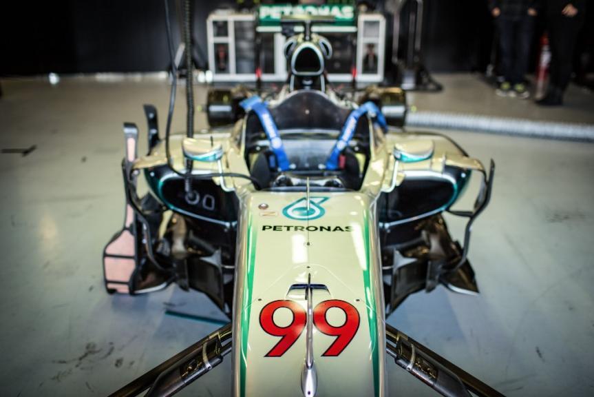 Jorge Lorenzo, Formula1