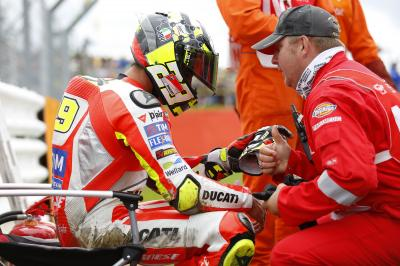 Andrea Iannone: Kein Start in Motegi