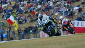 Relive the classic Czech Grand Prix at the Autodrom Brno Circuit in 2008.