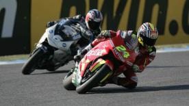 Relive the classic Portugal Grand Prix at the Estoril in 2006.