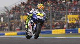 Relive the classic French Grand Prix at the Le Mans Circuit in 2008.