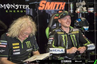 Smith freut sich über seine Rückkehr