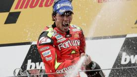 We look back at the 2006 Estoril Grand Prix, where Toni Elias edged out Valentino Rossi in an epic battle