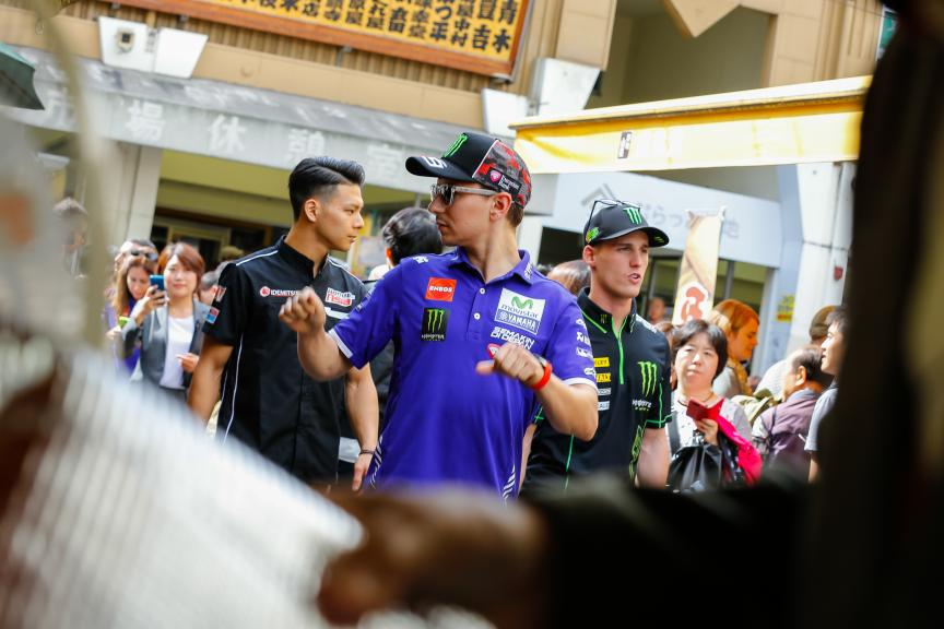 Preevent Motul Grand Prix of Japan