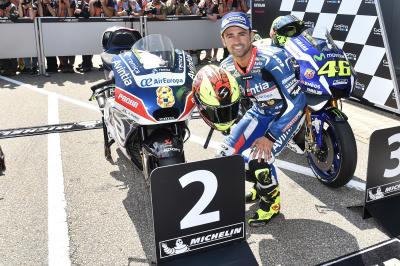 Barberá remplacera Iannone au Japon