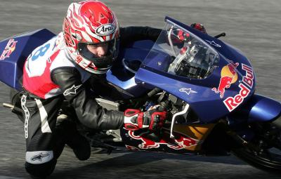 La Red Bull MotoGP™ Rookies Cup recherche son futur Binder
