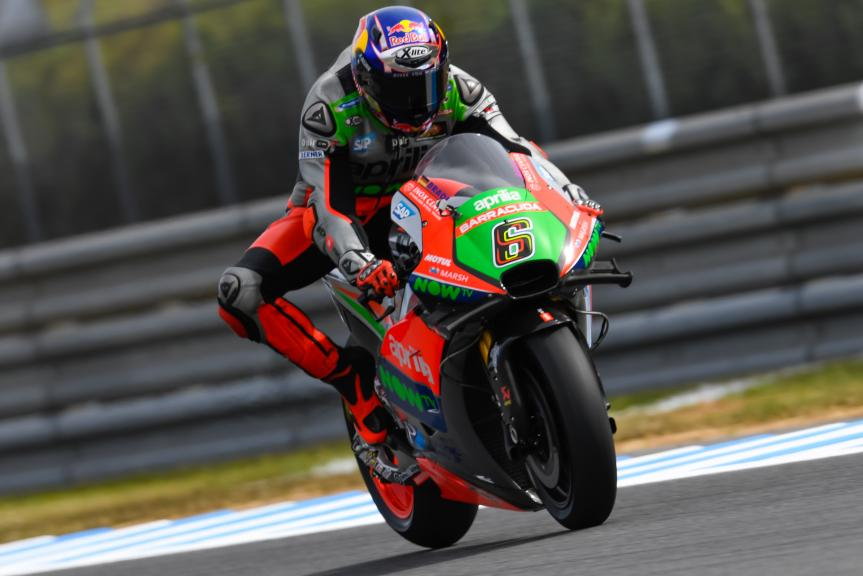 Stefan Bradl, Aprilia Racing Team Gresini, Motul Grand Prix of Japan