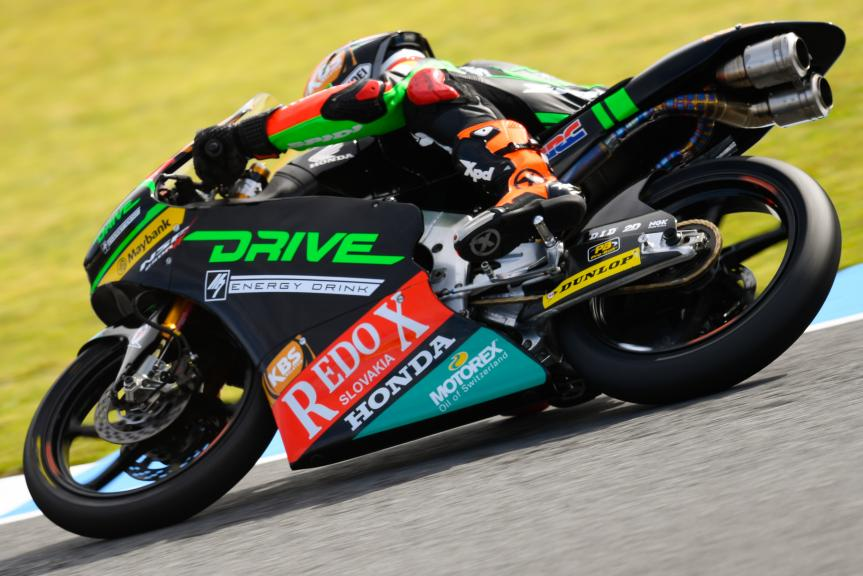 Adam Norrodin, Drive M7 SIC Racing Team, Motul Grand Prix of Japan