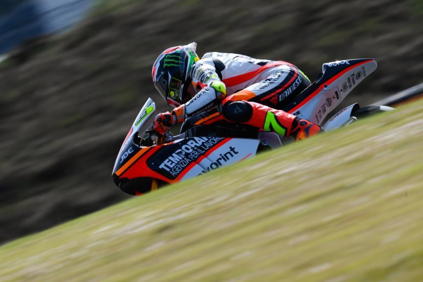 Lorenzo Baldassarri, Forward Team, Motul Grand Prix of Japan