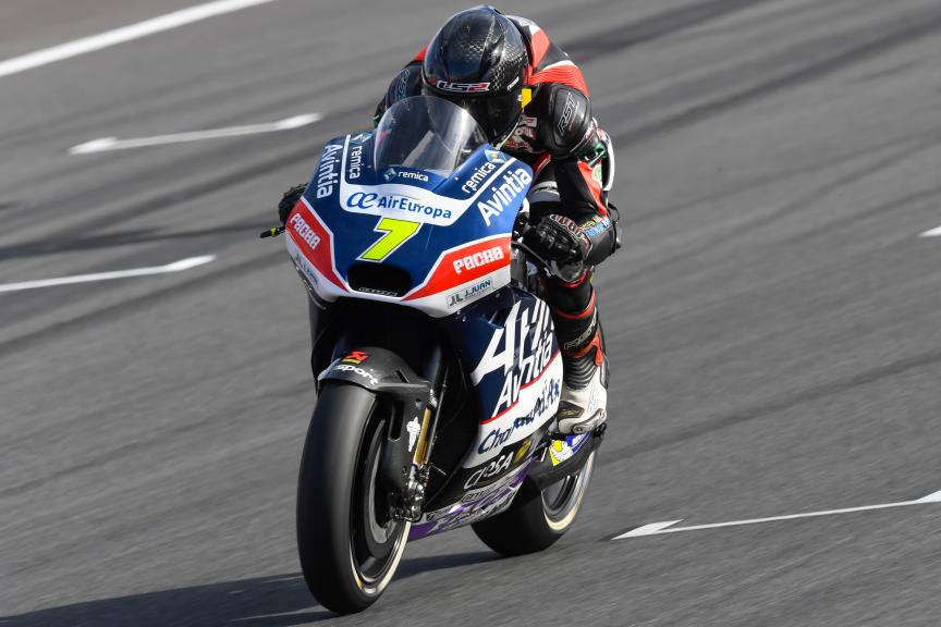 Mike Jones, Avintia Racing, Motul Grand Prix of Japan