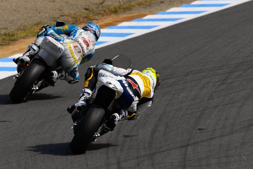 Iker Lecuona, CarXpert Interwetten and Naomichi Uramoto, Japan-GP2, Motul Grand Prix of Japan