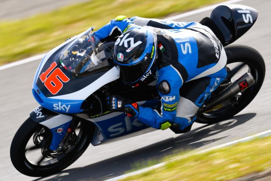 Andrea Migno, SKY Racing Team VR46, Motul Grand Prix of Japan