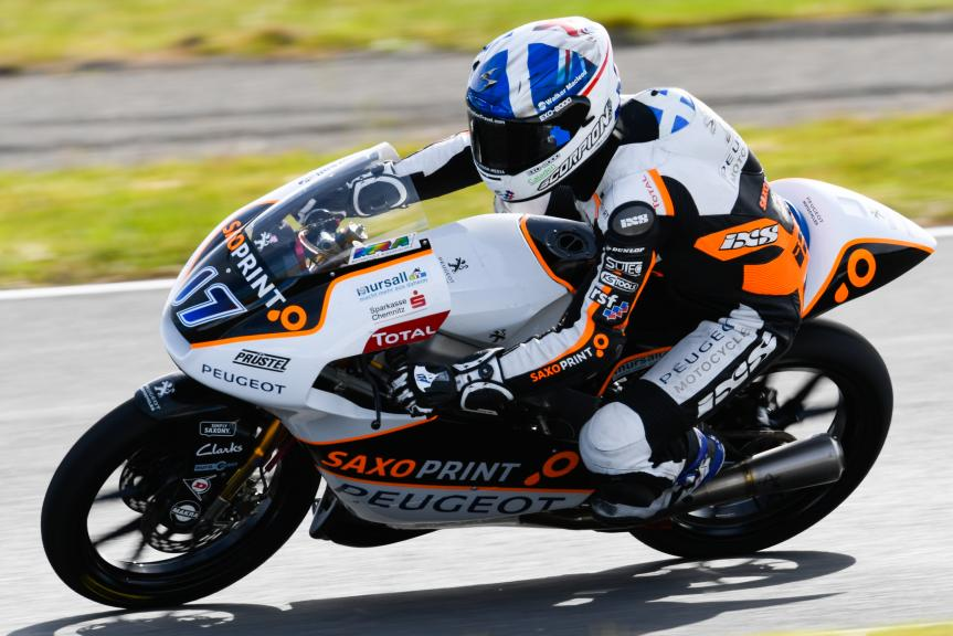 John Mcphee, Peugeot MC Saxoprint, Motul Grand Prix of Japan