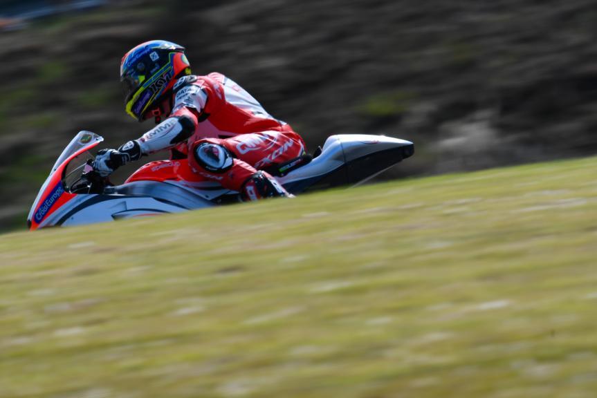 Xavier Simeon, QMMF Racing Team, Motul Grand Prix of Japan