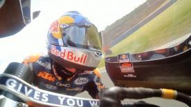 La seconda sessione di prove libere per la Moto3™ a Motegi.
