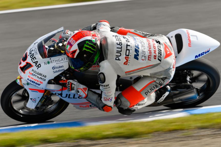 Francesco Bagnaia, ASPAR Mahindra Team Moto3, Motul Grand Prix of Japan
