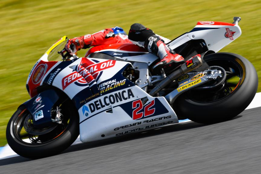 Sam Lowes, Federal Oil Gresini Moto2, Motul Grand Prix of Japan
