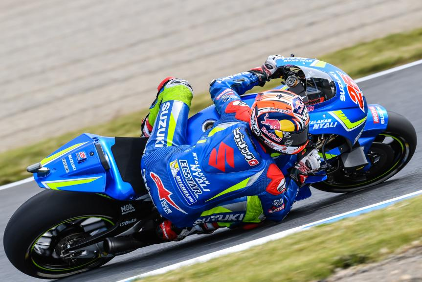 Maverick Viñales, Team SUZUKI ECSTAR, Motul Grand Prix of Japan