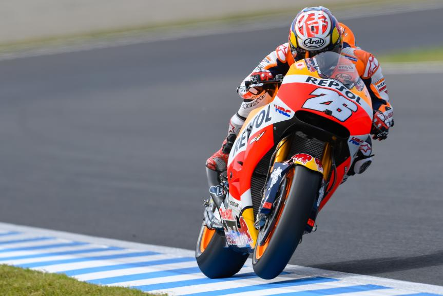 Dani Pedrosa, Repsol Honda Team, Motul Grand Prix of Japan