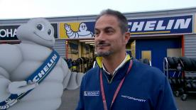 Manager of the Michelin MotoGP™ programme Piero Taramasso talks us through the tyre allocation for the Twin Ring Motegi.