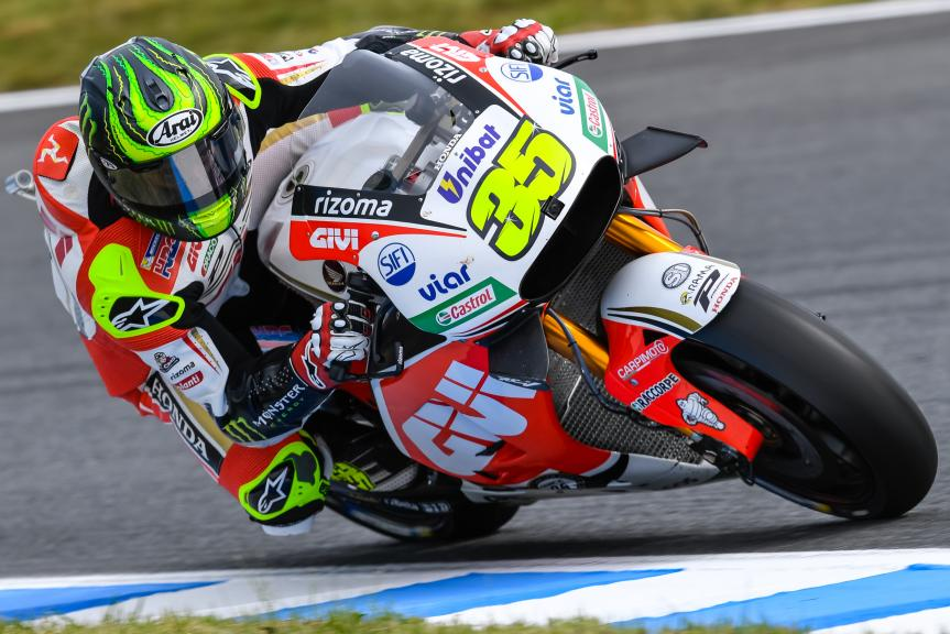 Cal Crutchlow, LCR Honda, Motul Grand Prix of Japan