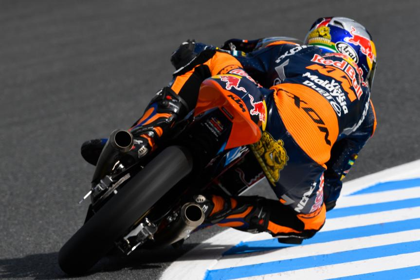 Brad Binder, Red Bull KTM Ajo, Motul Grand Prix of Japan