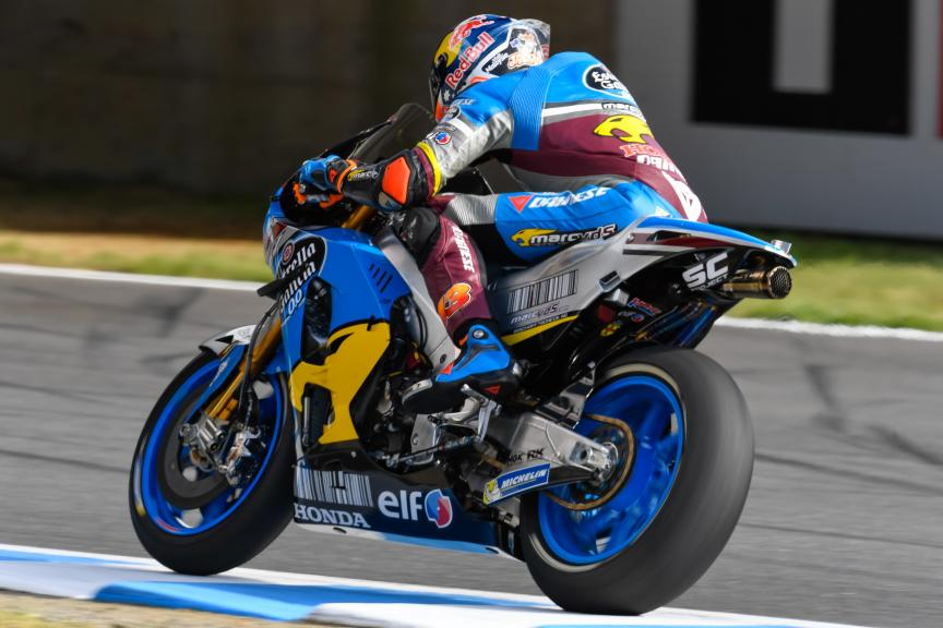 Jack Miller, Estrella Galicia 0,0 Marc VDS, Motul Grand Prix of Japan