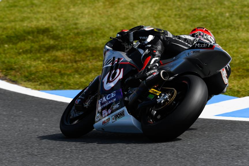 Tetsuta Nagashima, Ajo Motorsport Academy, Motul Grand Prix of Japan