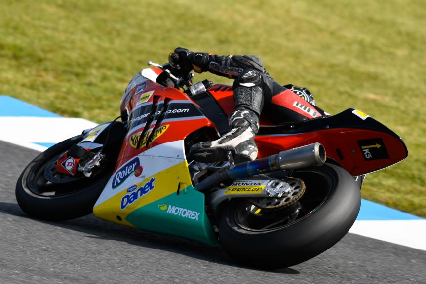 Axel Pons, AGR Team, Motul Grand Prix of Japan