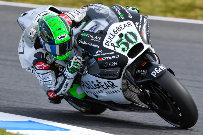 Eugene Laverty, Pull&Bear Aspar Team, Motul Grand Prix of Japan