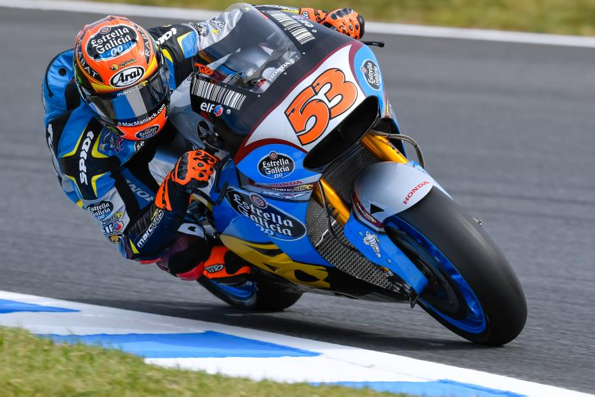 Tito Rabat, Estrella Galicia 0,0 Marc VDS, Motul Grand Prix of Japan