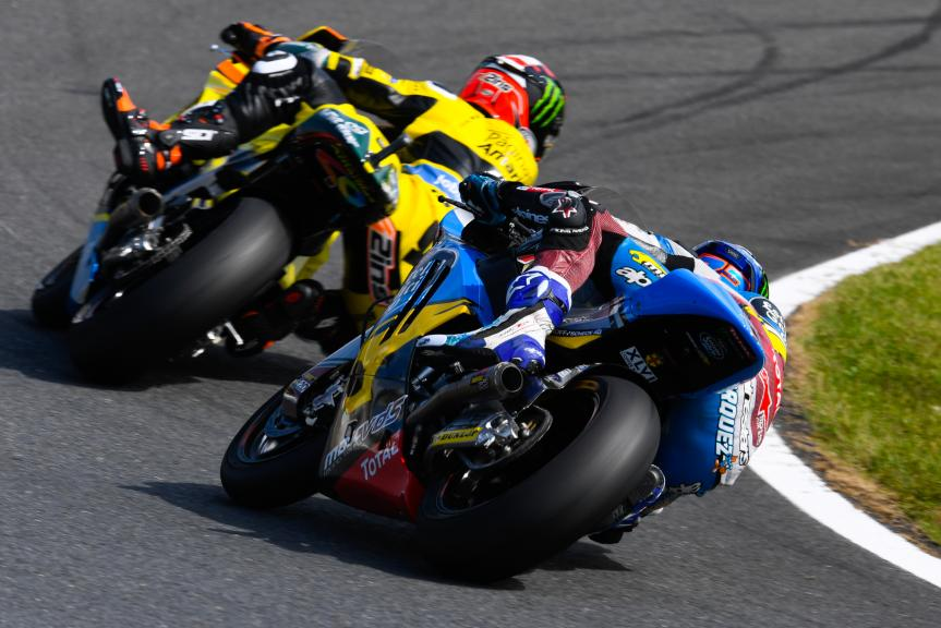 Alex Marquez, Estrella Galicia 0,0 Marc VDS and Alex Rins, Paginas Amarillas HP 40, Motul Grand Prix of Japan