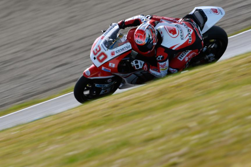 Takaaki Nakagami, IDEMITSU Honda Team Asia, Motul Grand Prix of Japan