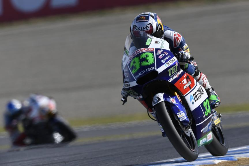 Enea Bastianini, Gresini Racing Moto3, Motul Grand Prix of Japan