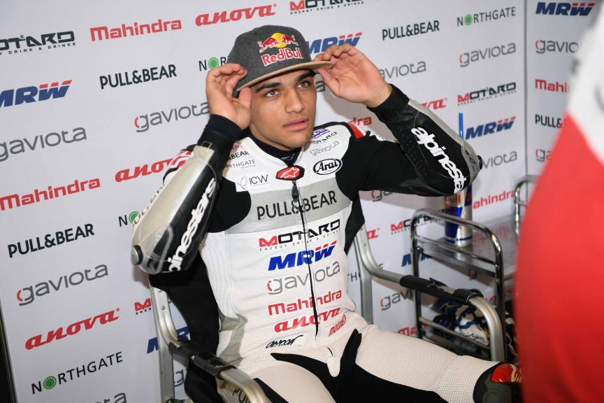 orge Martin, ASPAR Mahindra Team Moto3, Motul Grand Prix of Japan
