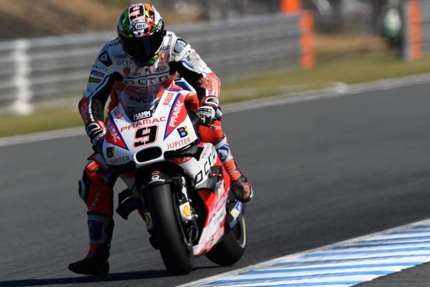 Danilo Petrucci, OCTO Pramac Yakhnich, Motul Grand Prix of Japan
