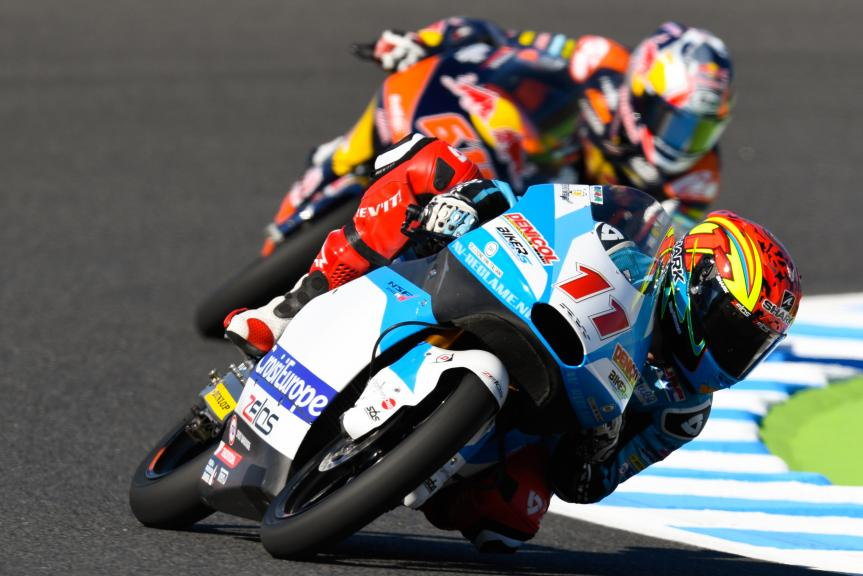 Livio Loi, RW Racing GP BV and Bo Bendsneyder, Red Bull KTM Ajo, Motul Grand Prix of Japan