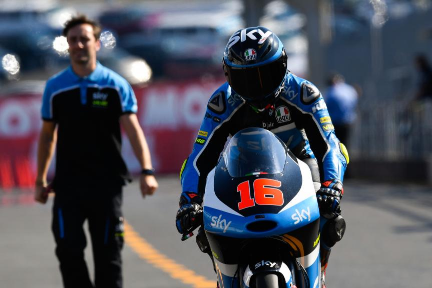Andrea Migno, SKY Racing Team VR46, Motul Grand Prix of Japan