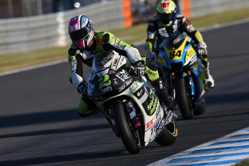 Jesko Raffin, Sports-Millions-EMWE-SAG, Motul Grand Prix of Japan
