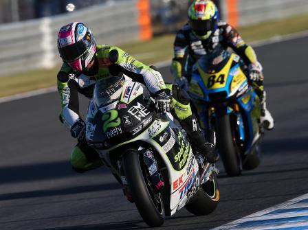 Moto2, Free Practice, Motul Grand Prix of Japan