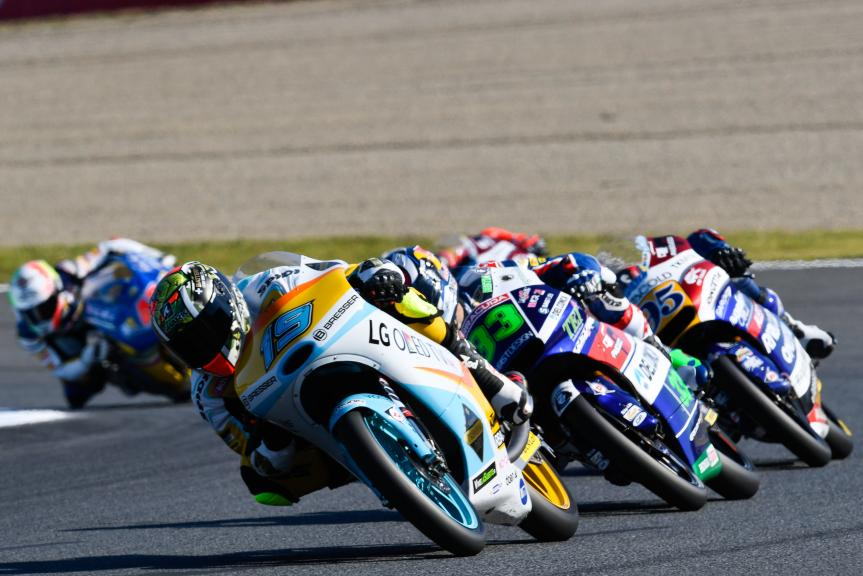 Moto3, Motul Grand Prix of Japan