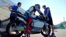 Moto3™: la terza sessione di libere al GP del Giapppone.
