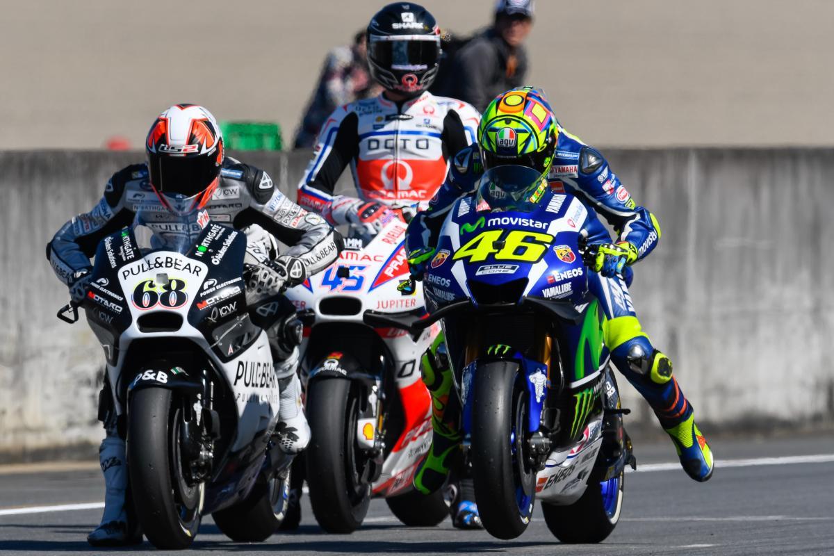#JapaneseGP: MotoGP™ Sunday Guide   MotoGP™