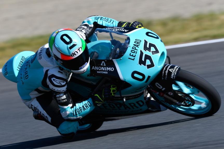 Andrea Locatelli, Leopard Racing, Motul Grand Prix of Japan