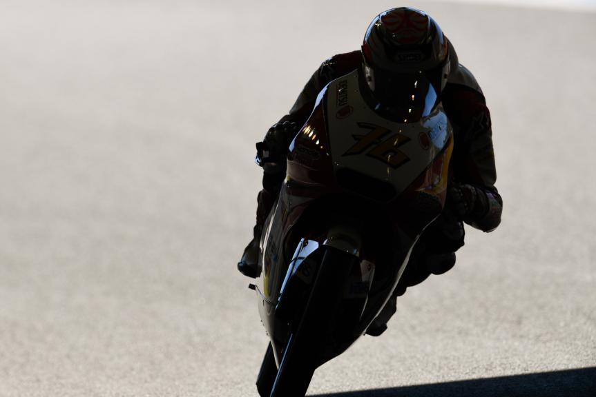 Hiroki Ono, Honda Team Asia, Motul Grand Prix of Japan
